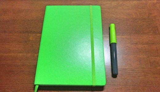 デザインも実用性も兼ね備えたLEUCHTTURM(ロイヒトトゥルム)のノートをレビュー