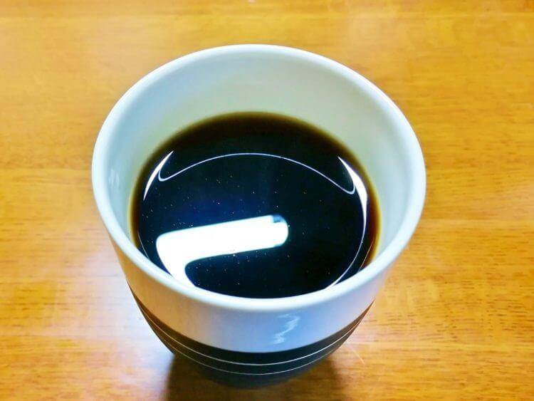 コーヒーうまい!