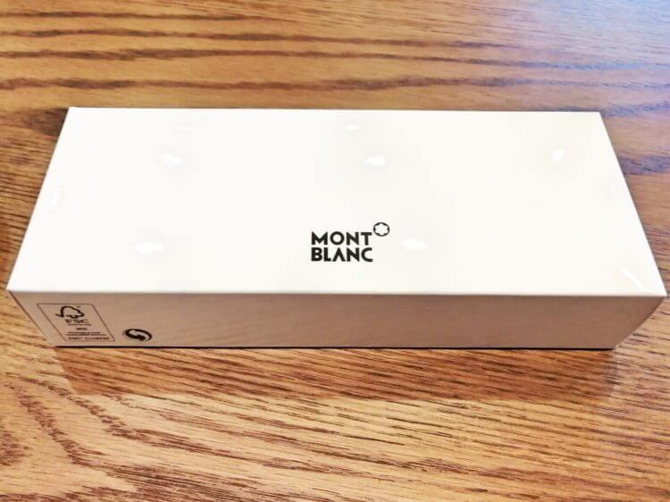 モンブランの箱
