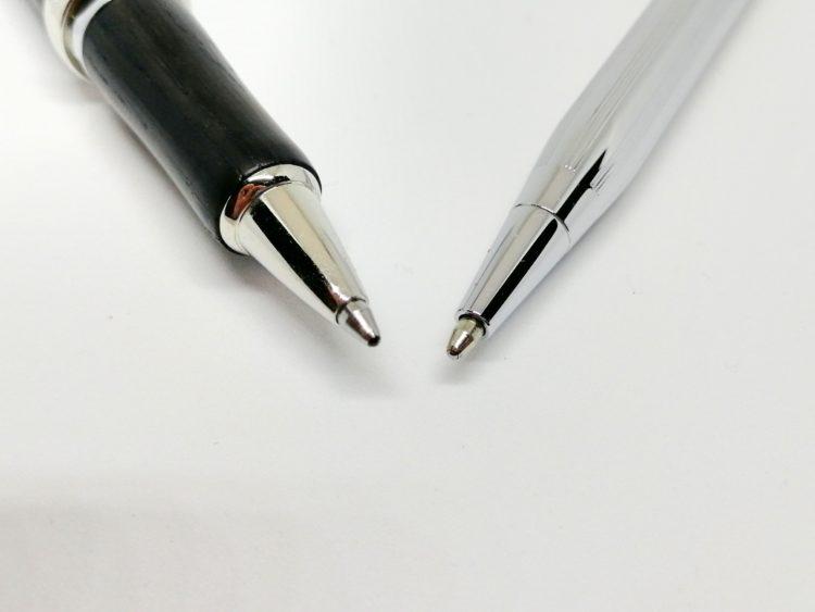 ボールペンのインクについて