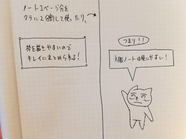 字下手のためのノートの書き方_01