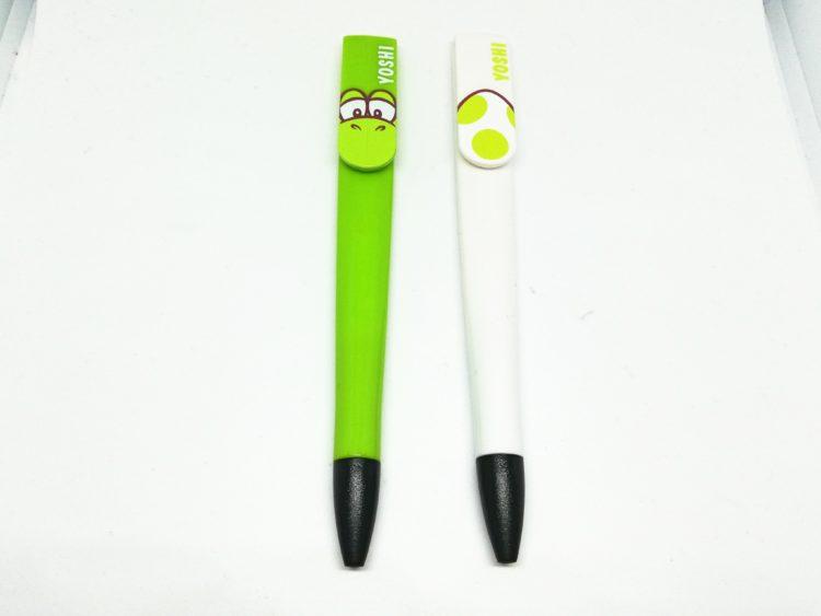 ヨッシーとタマゴのボールペン01