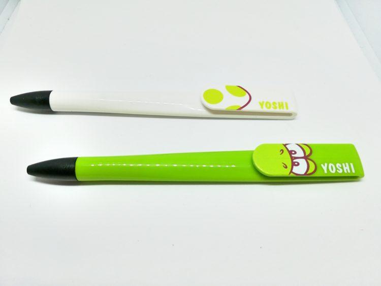 ヨッシーとタマゴのボールペン02