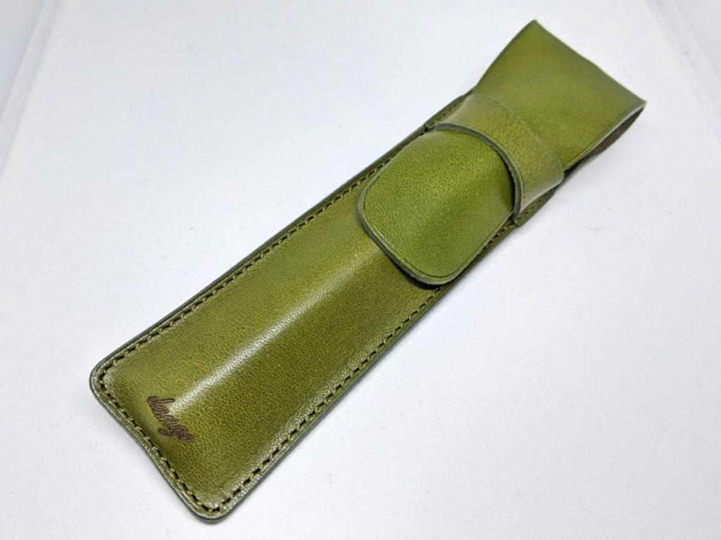 和気文具の革製ペンシース11