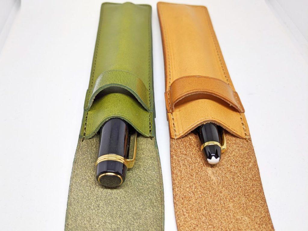 和気文具の革製ペンシース09