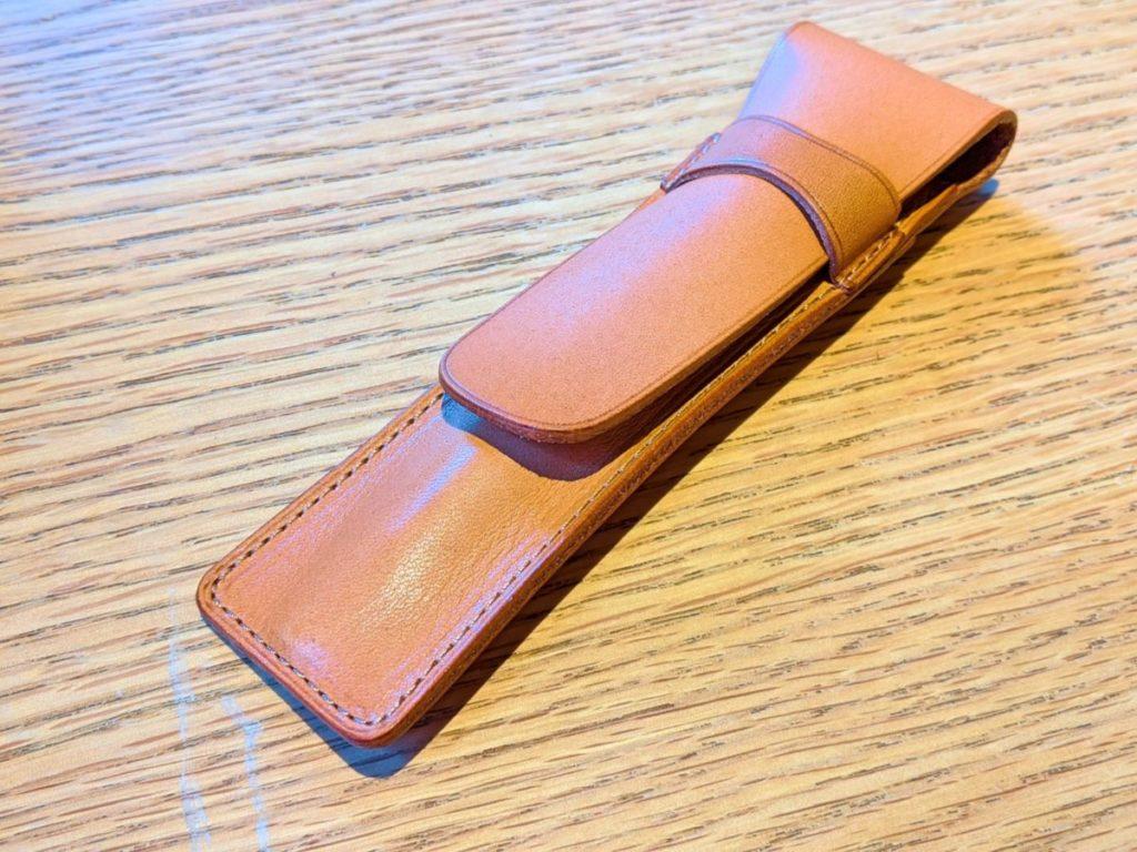 和気文具の革製ペンシース03